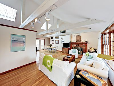 Living Area - This stunning home is professionally managed by TurnKey Vacation Rentals.