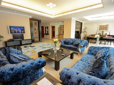 Photo for 4 Bedroom Villas - Fully Furnished and Serviced Villas in Al Barsha -1 Dubai