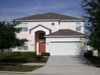 Photo for Luxury! Cozy! huge pool home-3 Miles to Disney