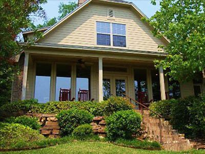Photo for Beautiful East Texas Cottage on Private Lake - VRBO Premier Property
