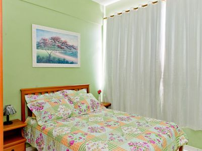Photo for Only 100 meters from the beach! POSTO 4 + WiFi + NET + AIR CONDITIONING
