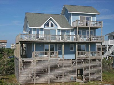 Photo for OCEANFRONT in Avon w/RecRoom w/PoolTable