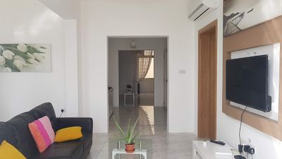Photo for Sliema seafront 2 bed apartment on the Strand