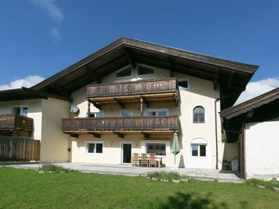 Photo for Modern Apartment with Garden near Ski Area in Tyrol