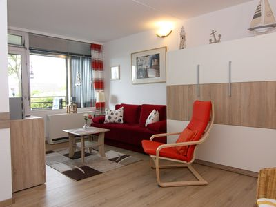 Photo for Holiday apartment with balcony only 200 m from the Baltic Sea beach