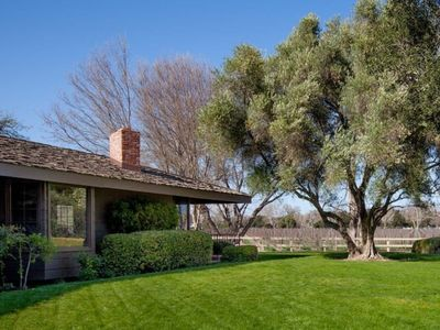 Photo for 20 acre Ranch wine retreat special offer for the weekend of 8/12-8/15