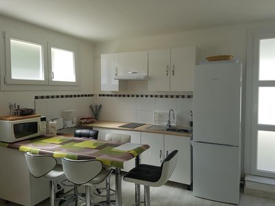 Photo for Nice apartment for 4 people with parking