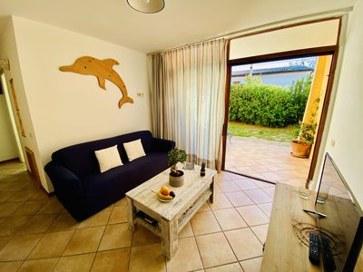 Photo for The sailor's house, in new apartment in San Pantaleo,