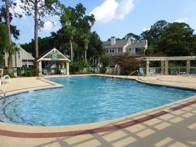 Photo for Lovely, Quiet $125/Night St Simon's Island 2BR/2BA Hampton Condo