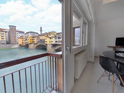Photo for Old Bridge Apartment with views - Owner operated