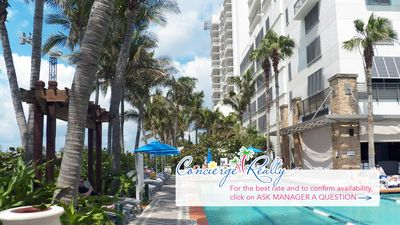 Photo for Two bedroom at Marriott's Oceana Palms. Gorgeous Oceanfront resort. Book now!
