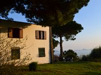 Excellent, a rustic retreat delight, in a beautiful site with amazing views over the Gulf of Naples.