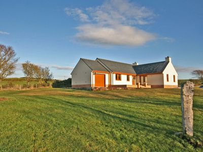 Photo for Luxury lodge situated idyllically on the edge of a small working farm