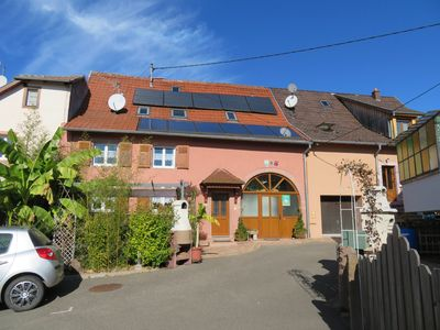 Photo for 2BR Apartment Vacation Rental in Saint-Maurice, Grand Est