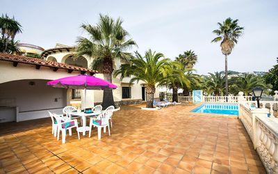 Photo for WILLI - Villa for holiday situated in quiet residential area