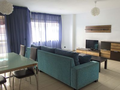 Photo for Fantastic apartment in the center of Alicante near the beach