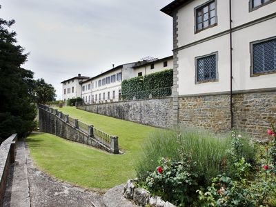 Photo for Matilde, Apt. in Tuscan Villa with Park and Pool