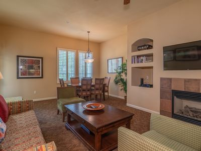 Photo for Stellar Upstairs 2 Bedroom Villa, Pools close by, great location