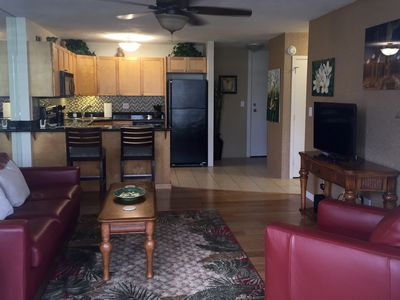 Photo for This unit comes Guaranteed for your Waikiki destination! Free Wifi & parking!