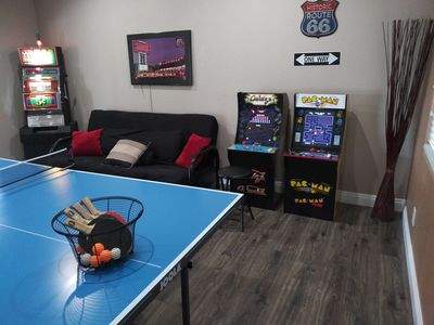 Photo for Putting Green/Basketball Court/Slot Machine/RC Cars-Track/Ping Pong -And More!