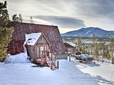 Photo for Beautiful Mtn Views - 15 Min to Winter Park+Granby