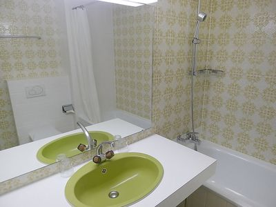 Photo for Apartment in Ollon with Parking, Internet, Washing machine, Pool (36853)