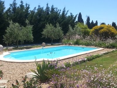 "Photo for ""LE GAURA"" PROVENCAL CHARMING RENTAL"