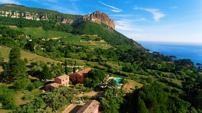 Photo for Magnificent ancient farm that has been reformed. Exceptional location in Cassis