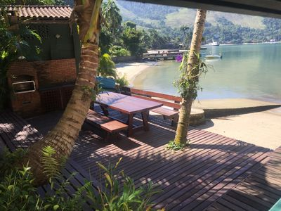 Photo for House on Sape Tip with Pier and exclusive Prainha
