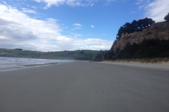 Classic Kiwi bach, with easy access to beach