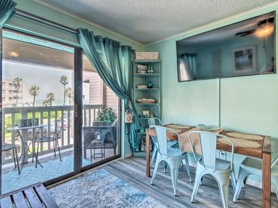 Photo for NEW! Cozy Corpus Christi Condo w/Pool+Beach Access