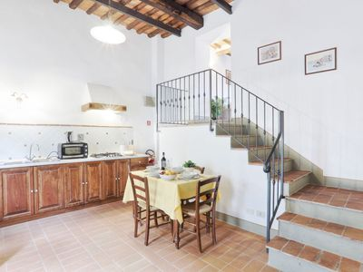 Photo for Apartment Il Forno in Impruneta - 5 persons, 1 bedrooms