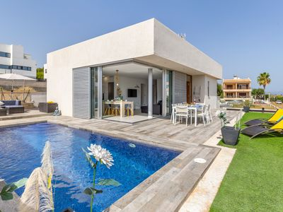 Photo for Modern boutique style Villa with pool Son Serra