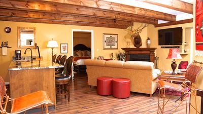 Photo for Avon, CO Condo 3BR/3 bath, Luxury located steps away from Beaver Creek gondola