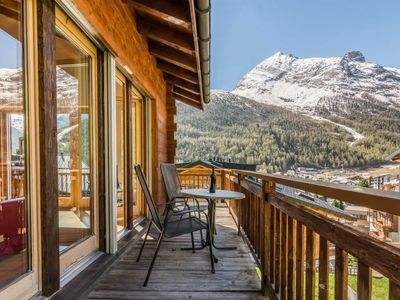 Photo for Apartment Alpin-Snowball in Saas-Fee - 6 persons, 3 bedrooms