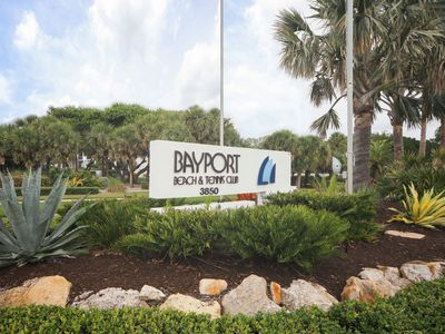 Photo for Longboat Key 20 in Longboat Key. A rare, short-term, rental opportunity at Bayport Beach