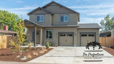 Photo for The Prefontaine. Eugene, OR. 4 BR/2.5 BA. Beautiful Centrally Located Estate.