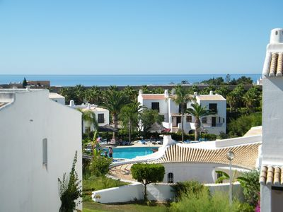 Photo for Apartment with sea view 500mts from the beach, pools, max. 6 people