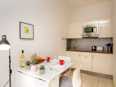 Photo for Soukenicka Apartcomplex Modern Green CZPR66 - Aparthotel for 2 people in Praha