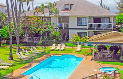 Photo for Beautiful 4 br for 10 Poipu Kai villa!!