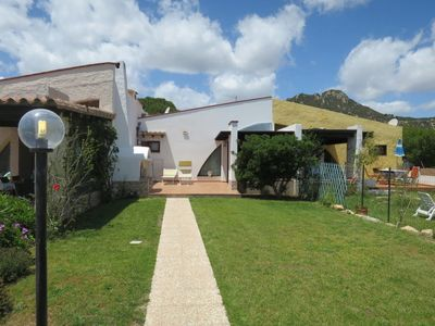 Photo for 3 bedroom Villa, sleeps 10 with Air Con, WiFi and Walk to Beach & Shops