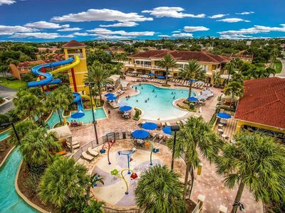 Photo for Fantasy World 2Br! Disney & Universal! Water park included! No extra fee!