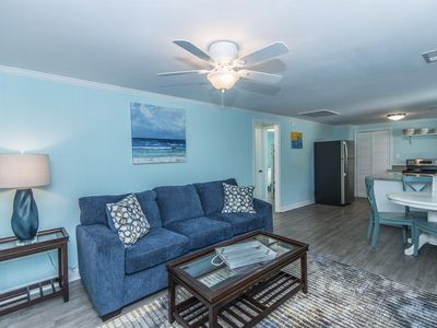 Photo for Renovated & Only 2.5 Blocks to Downtown Folly Beach