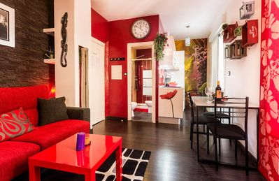 Photo for Exclusive, cozy and modern apartment in the historic center
