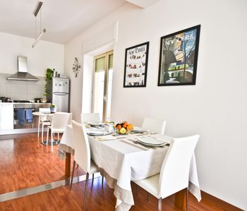Photo for Aloe Apartment - bright apartment in the city center, suitable for families