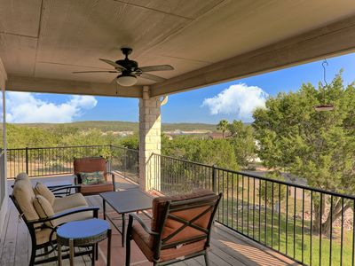 Photo for Lake & Hill Country Views!!!!