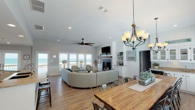 Photo for Beach Front Home, Open July 4th! 20% Price reduction! Up to $100 discount pass included!