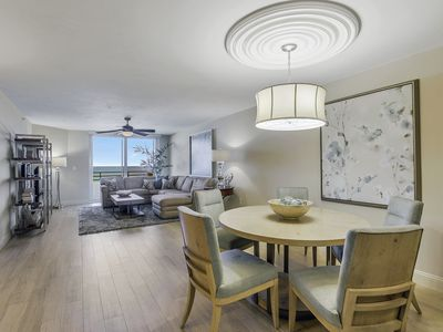 Photo for Make Amazing Memories in this Gorgeous Fully Renovated Somerset Beachfront Condo