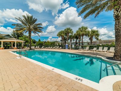 Photo for ✿Coral Cay Resort✿Affordable Townhome for Families✿