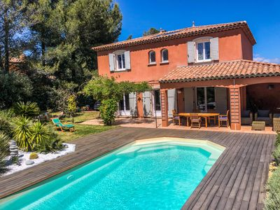 Photo for Villa Terre de Provence - Swimming Pool & Garden incl A / C prox Golf- Saint-Raphaël
